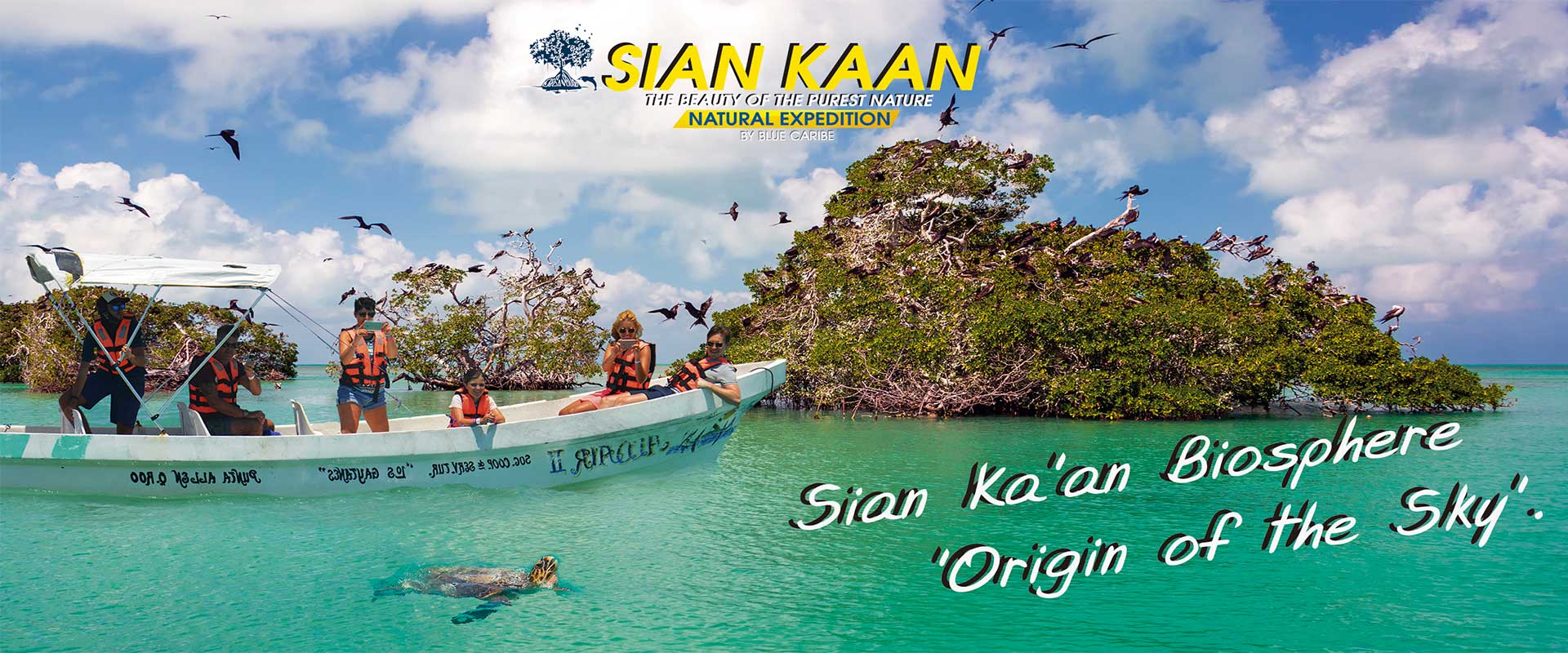 Tour Sian Kaan