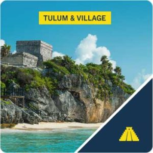 tour tulum and village